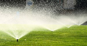 Maintain a Lawn Sprinkler System